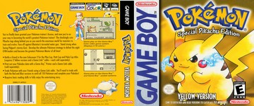 pokemon yellow version game