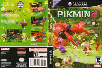 Pikmin 2 Gc The Cover Project