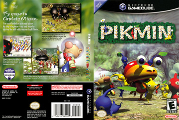 Pikmin Gc The Cover Project