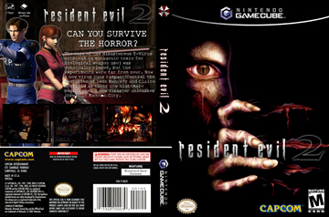 Resident Evil 2 Gc The Cover Project