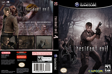 Resident Evil 4 Gc The Cover Project