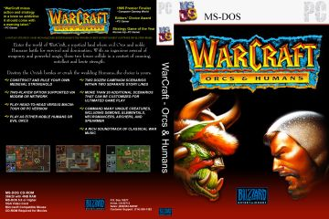 Warcraft Orcs Humans Dos The Cover Project