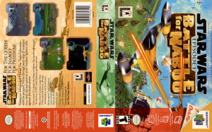 battle for naboo n64
