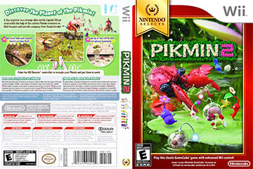 Pikmin 2 Wii The Cover Project