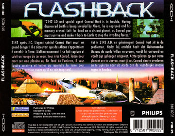 Flashback (CDI) - The Cover Project