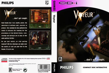 Voyeur (CDI) - The Cover Project