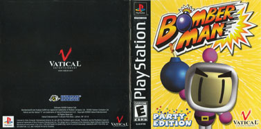 Download bomberman party edition ps1 for pc | Bomberman
