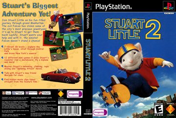 Stuart Little 2 Ps1 The Cover Project
