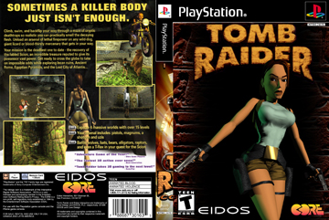 Tomb Raider Ps1 The Cover Project