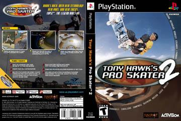 tony hawk pro skater 2 ps1 rom