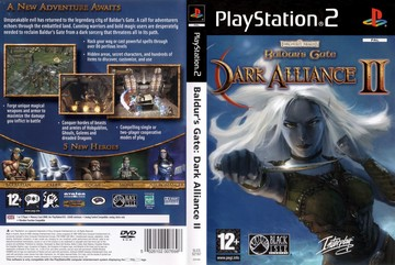 baldurs gate dark alliance 1