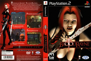 Bloodrayne Ps2 The Cover Project