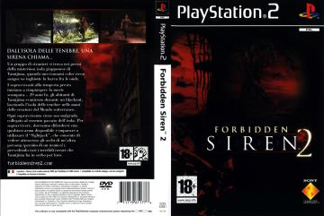 Forbidden Siren 2 Ps2 The Cover Project