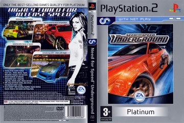 Need For Speed Underground Ps2 The Cover Project