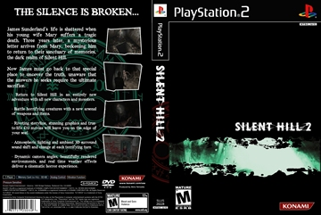 Silent Hill 2 Ps2 The Cover Project