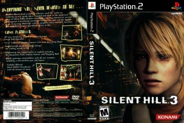Silent Hill 3 Ps2 The Cover Project