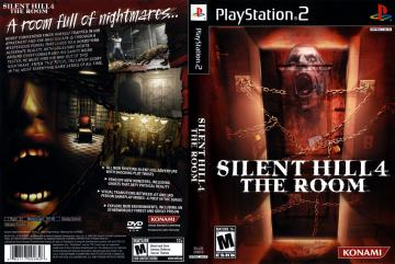Silent Hill 4 The Room Ps2 The Cover Project