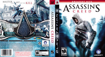 Assassins Creed Ps3 The Cover Project