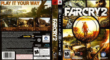 Far Cry 2 Ps3 The Cover Project