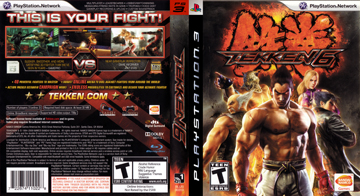 Tekken 6 Ps3 The Cover Project