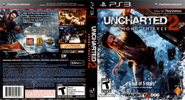 Uncharted 2 Among Thieves Ps3 The Cover Project