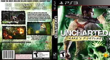 Uncharted Drake S Fortune Ps3 The Cover Project