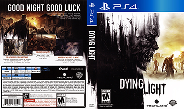 Dying Light (PS4) - The Cover Project