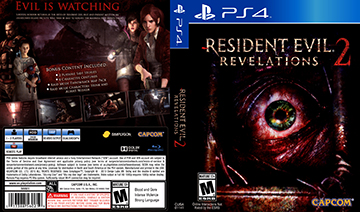 Resident Evil: Revelations 2 (PS4) - The Cover Project