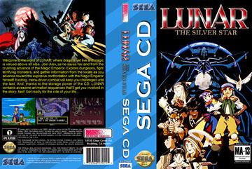 Lunar: The Silver Star (Sega CD) - The Cover Project
