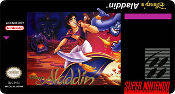 aladdin snes game download for pc