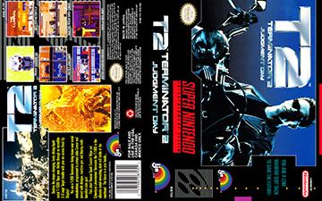 terminator 2 super nintendo
