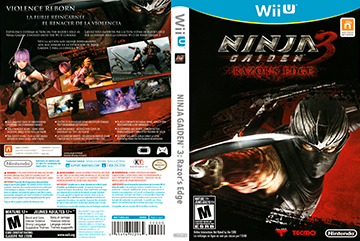 Ninja Gaiden 3 Razor S Edge Wii U The Cover Project