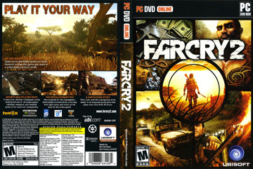 Far Cry 2 Win The Cover Project