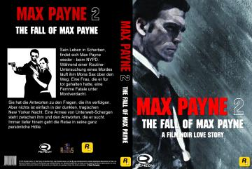 max payne ps2 cover