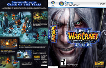 Warcraft Iii The Frozen Throne Win The Cover Project