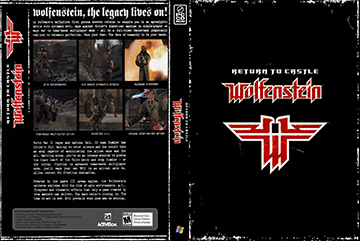 Return To Castle Wolfenstein (Win) - The Cover Project