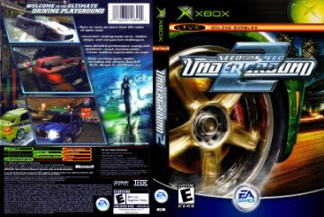 Need For Speed Underground 2 Xbox The Cover Project