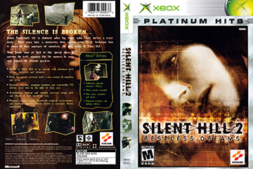 Silent Hill 2 Restless Dreams Xbox The Cover Project