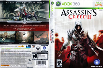 Assassin S Creed 2 X360 The Cover Project