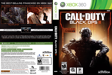 Call Of Duty Black Ops Iii X360 The Cover Project