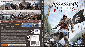 Assassin S Creed Iv Black Flag Xbox One The Cover Project